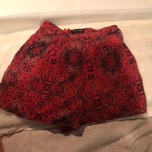 Urban outfitters bohemian flow shorts!